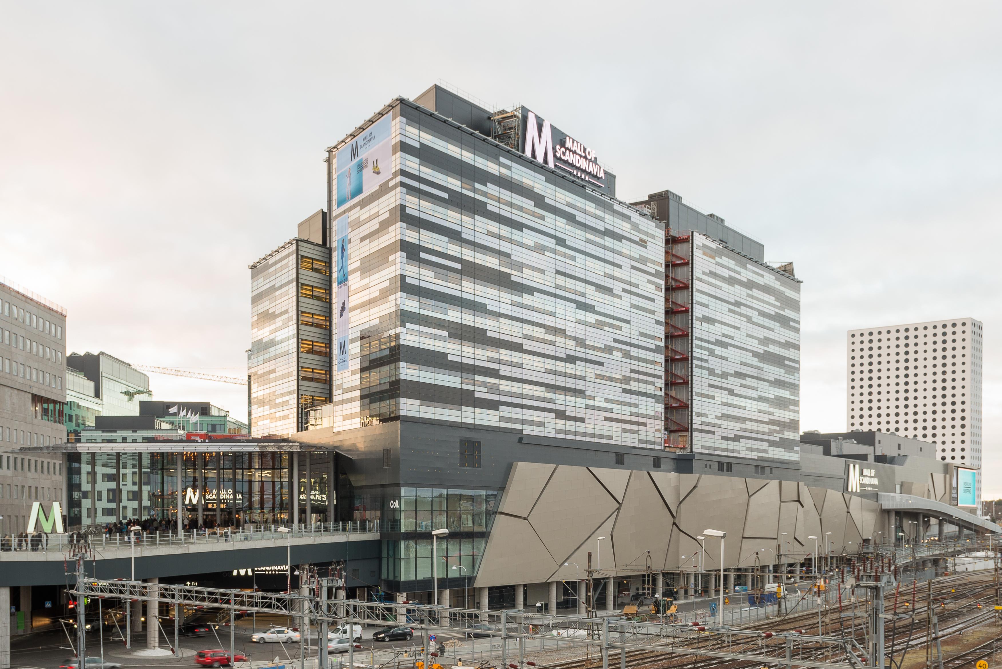 Nike Solna, Mall of Scandinavia Stjärntorget 2 | Öppettider